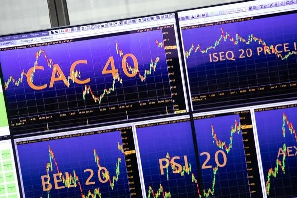 CAC40 Carrefour