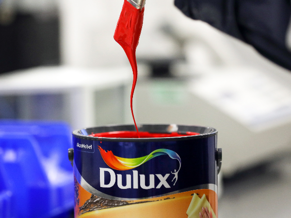 Dulux half year results