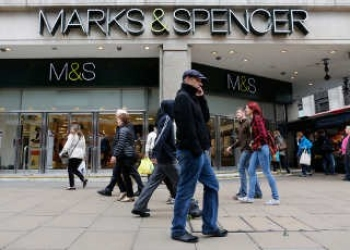 Marks & Spencer Store Front