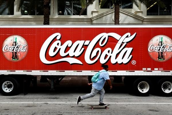Buying Coca-cola shares