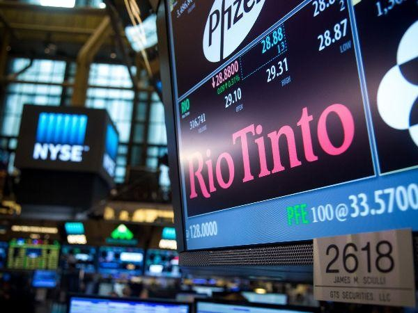 Rio Tinto share price in focus Q3 results